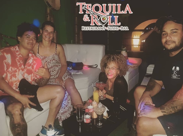 Tequila & Roll