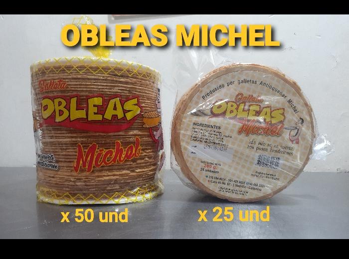 Galletas Antioqueñas Michel