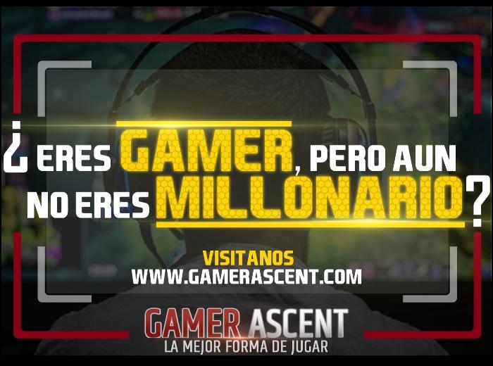 GAMER ASCENT